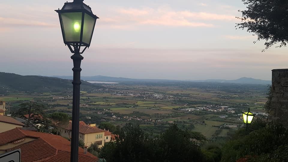 Cortona, Tuscany, Italy 9/11/18