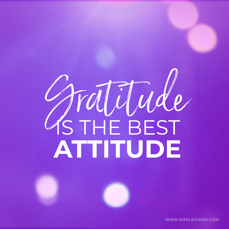 How having a Grateful Heart can impact your life & abundance