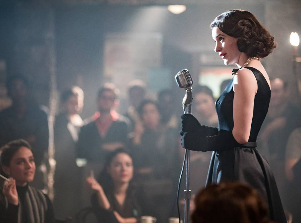 What Makes The Marvelous Mrs. Maisel Brand Really is Marvelous