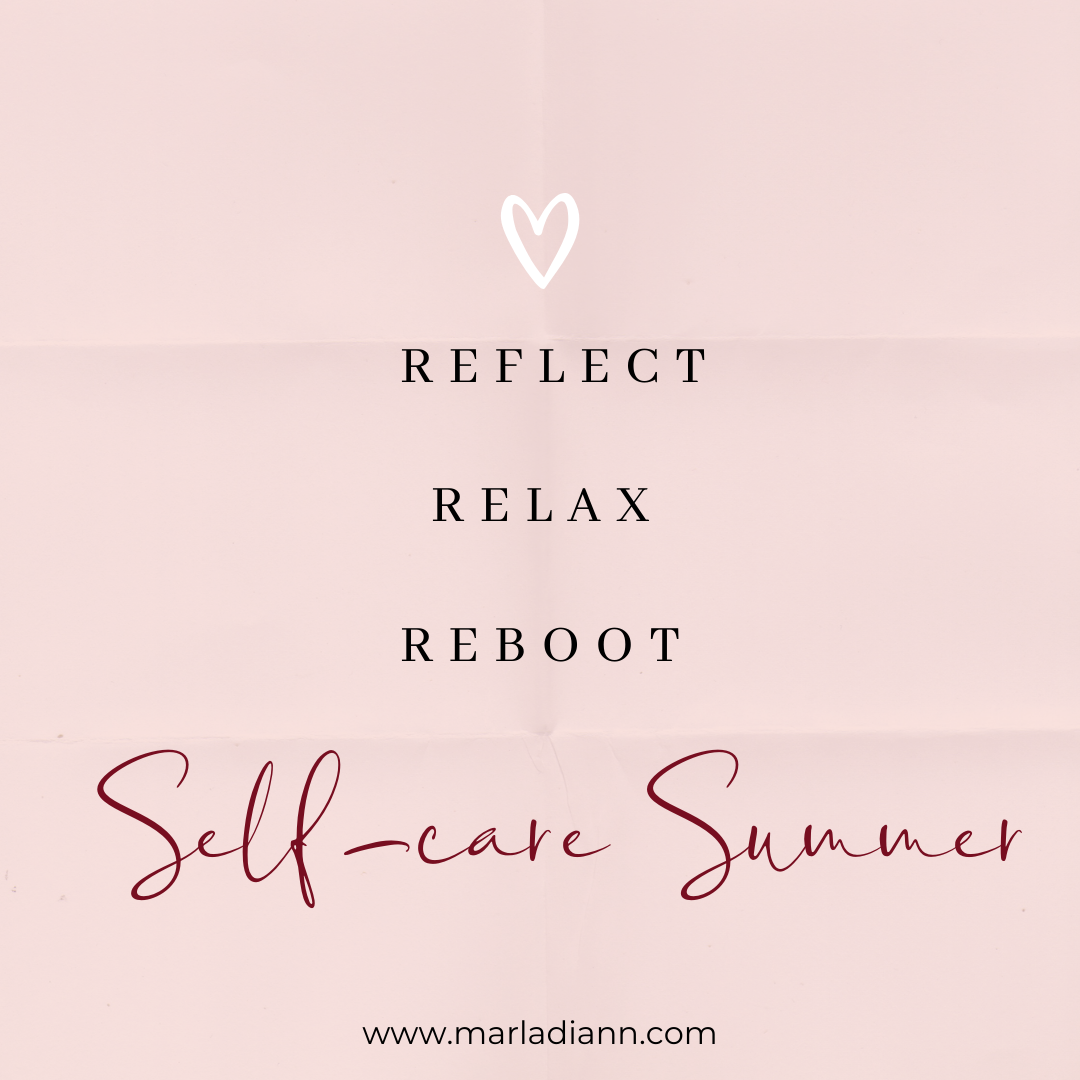 Summertime: Reflect, Reset, Reboot
