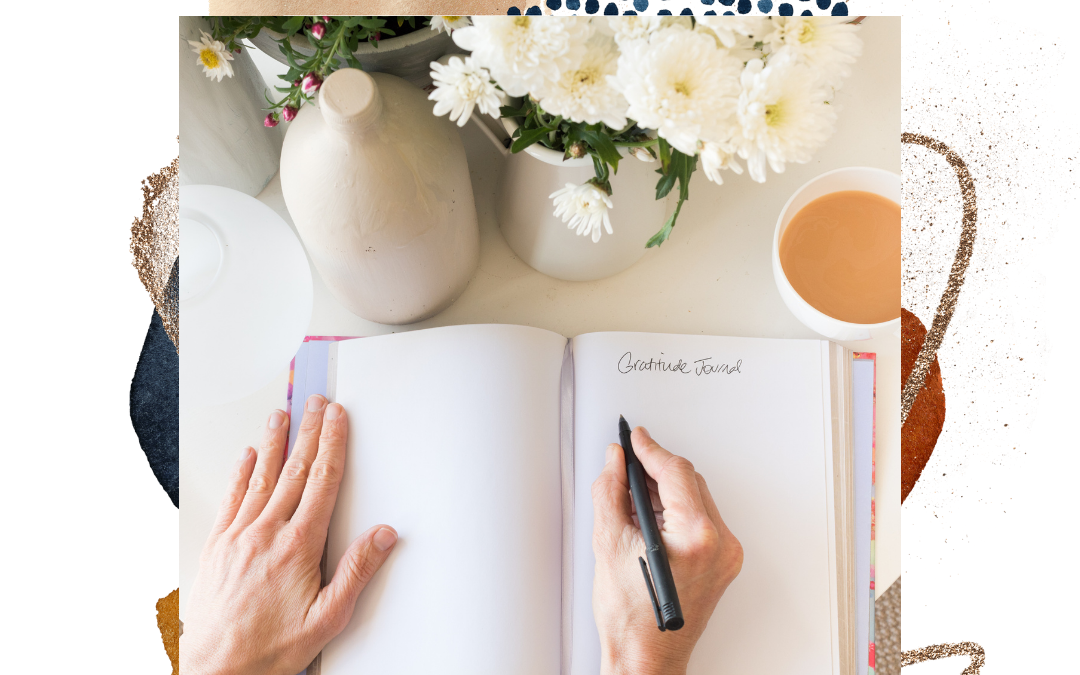 3 steps to getting into the gratitude writing zone